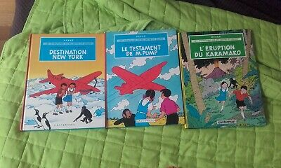 Collection de 21 BD gros lot à saisir Lucky Luke Agent 212 Jo Zette Jocko Alix