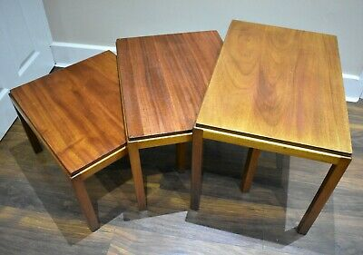 Vintage Gordon Russell Nest of tables coffee side tables