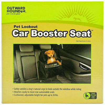 Outward Hound Pet Gear Car Seat / Booster / Safety Seat for Small Dog