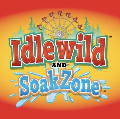 Idlewild & Soakzone Tickets Promo Discount Tool Savings $33.99 ~ Great Deal!
