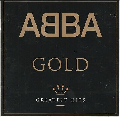 ABBA ‎– Gold Greatest Hits CD