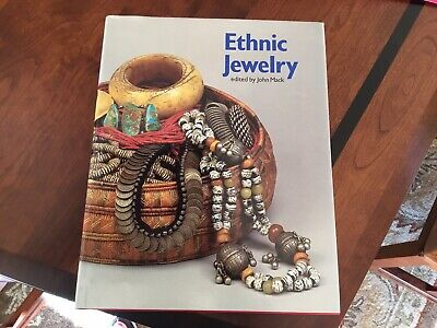 Previously Owned HC Ethnic Jewelry Book John Mack