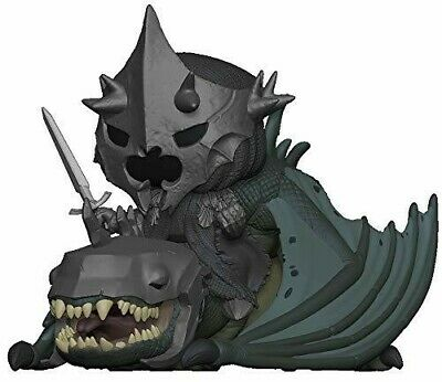 Lord Of The Rings - Witch King W/ Fellbeast - Funko Pop! Rides (2019, Toy NUEVO)