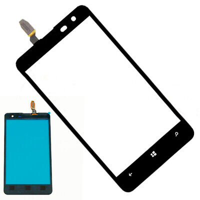 Replacement Touch Screen Digitizer Glass Lens For Nokia Lumia 625 Black