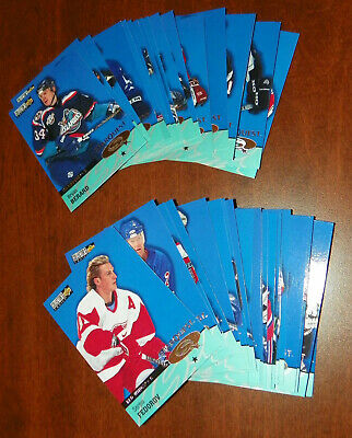 1997-98 Collector's Choice Star Quest One Star 45-Card Insert Set