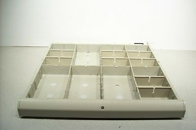 Omnicell Pharmacy II Matrix Drawer Operator ZZM with Slot Dividers
