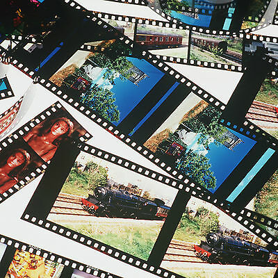 E-6 Processing service for 35mm transparency / Slide film.