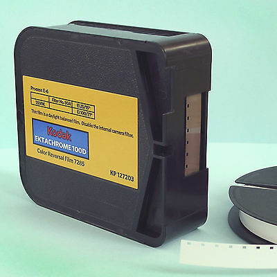 E-6 Processing service for Kodak & other E-6 compatible Super 8mm cine film.
