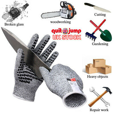 Cut Resistant Gloves Stab Proof Level 5 Protection High Quality Multi-use Safety