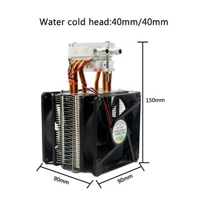 THERMOELECTRIC WATER CHILLER Inline Chiller for Aquarium