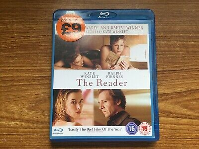 The Reader (Blu-ray, 2009) FAST POST