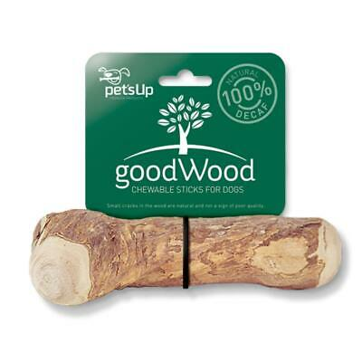 goodWood Coffee Wood Chew Stick Decaf Natural Puppy Dog Treat Chew Toy