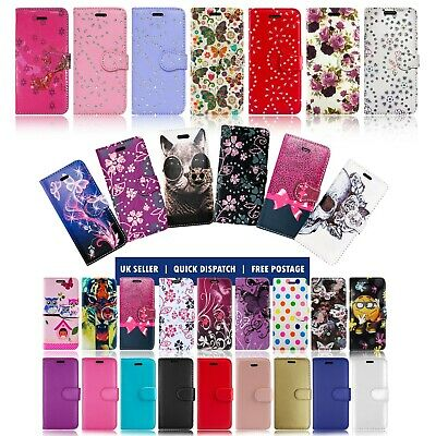 For Samsung Galaxy S4 & Many Wallet Book Leather Phone Fone Full Safe Case Cover