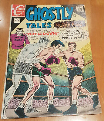 Ghostly Tales issue 65 1968 Charlton Comics