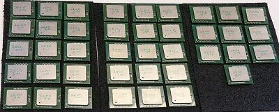 POSTEN: 40x CPU Intel Xeon Socket 604 3.0 GHz - 3.6 GHz