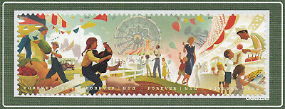 *NEW* 2019 State and County Fairs (Horiz Strip of 4) 2019 MNH - *In Stock*