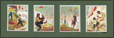 *NEW* 2019 State and County Fairs (Singles Set of 4) 2019 MNH - *In Stock*