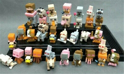 NEW 36pcs/lot More Characters Action Figure Child Toys Cute Gift 4 Series