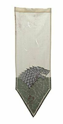 Game of Thrones House Stark Battle-worn Tournament Banner