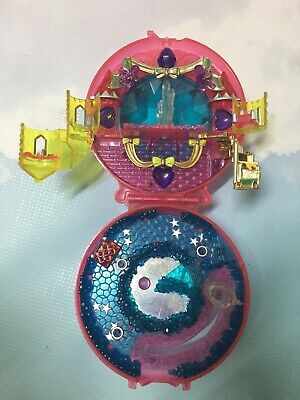 Vintage Polly Pocket Sunshine Palace Compact. - No Dolls