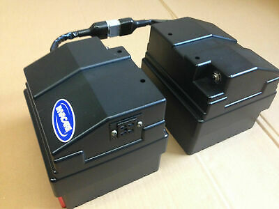 Invacare Spectra Plus Electric Wheelchair - Complete Battery Boxes - Spare Parts