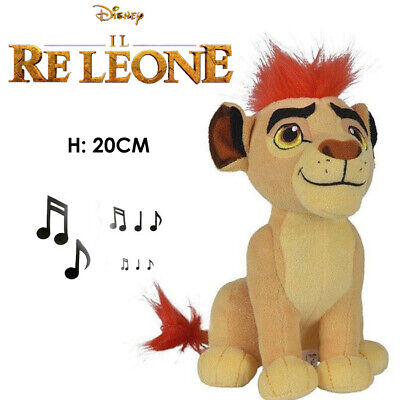 Peluche Simba Il Re Leone Film Disney Sonoro Ruggisce 109318736