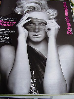 Vintage Telegraph Magazine August 2009 Forever Amber Battle Cry