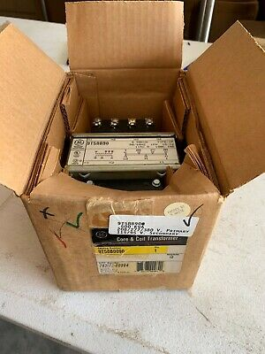 One (1) General Electric Industrial Core & Coil Control Transformer 9T58B90, NOS