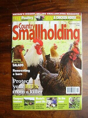 Country Smallholding & Poultry Magazine - 2010 September Animal Welfare Goats