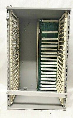 Siemens 505-6516 Slot board with chassis #10167