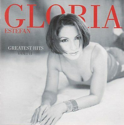 GLORIA ESTEFAN - Greatest hits vol. II - CD album