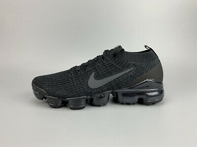 Nike Air VaporMax Flyknit 3.0 2019 Men's Running Shoes Sneakers Trainers Black