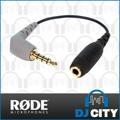 RODE SC4 TRS to TRRS Adapter Cable from VideoMic to Smartphone / Tablet devices