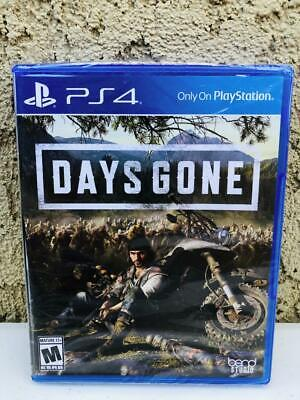 Days Gone - Playstation 4 (PS4) Brand New Region Free