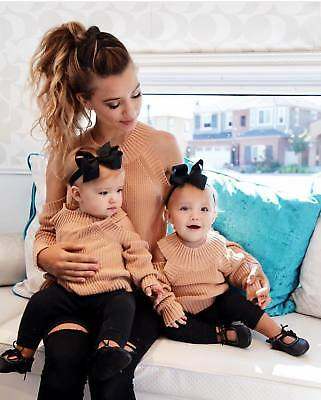 d8512ad4082c0 FAMILY MATCHING CLOTHES mommy and me christmas sweater mother ...