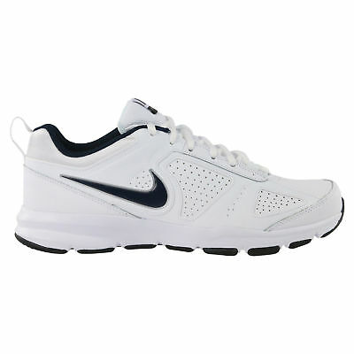 NIKE T LITE XI Chaussures Sport Fitness Baskets Blanc pour Hommes 616544 101