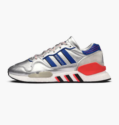 pretty nice 94c7e a9f40 2019 ADIDAS ZX 930 X EQT Trainers, Metallic Silver, Leather (EF5558), All  Sizes