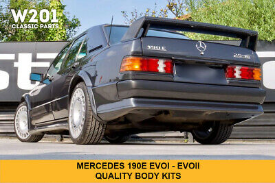 MERCEDES 190E W201 2 5-16 Cosworth Evo 2 DTM Slide Throttles +