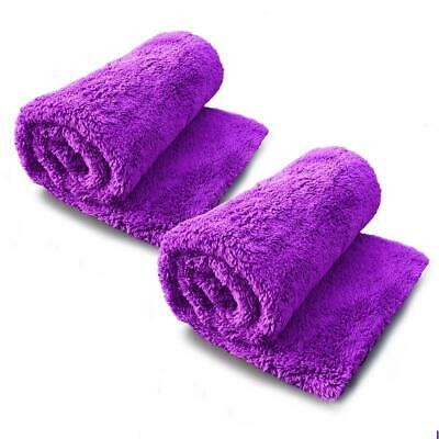 Edgeless Microfibre Cloths Set Towel Car Microfiber Polishing Pure Definition