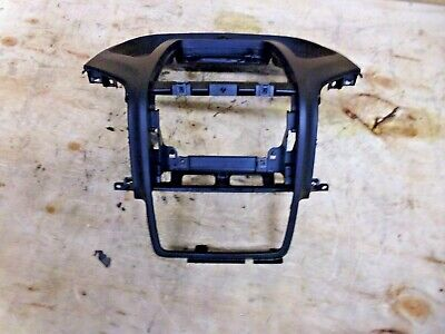Genuine Citroen Relay Dash / Dashboard Fascia Heater Panel Stereo Surround Trim