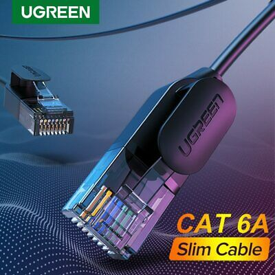 Ugreen Cat 6 A Ethernet Cable RJ45 Network Cable Patch Cord Cat6 a Lan Cable