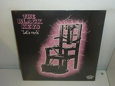 The Black Keys - Let's Rock Black Vinyl Lp Mint/Sealed + Free Uk P&P
