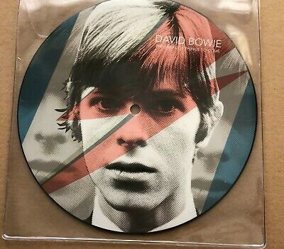 """David Bowie - The Shape Of Things To Come -  Limited - Picture Disc  7"""" Vinyl"""