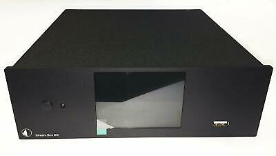 Pro-Ject Stream Box DS - Black - Authorized Seller
