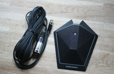 Audio-Technica AT871UG Microphone Tandberg Conference Set Up
