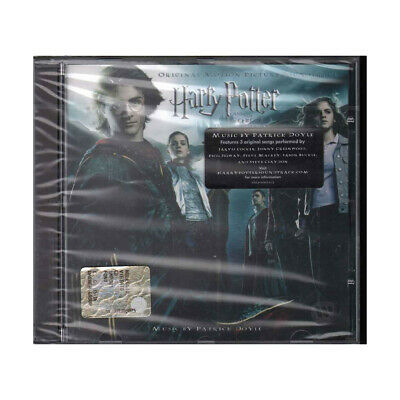 Patrick Doyle CD Harry Potter And The Goblet Of Fire Ost Sigillato 0093624963127