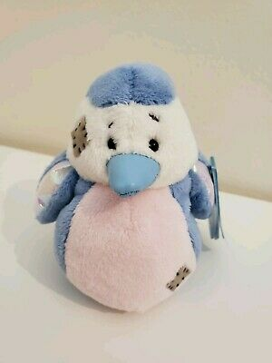 "Tatty Puppy No 133 Me To You 4/"" Blue Nose Friends Collectors Plush"