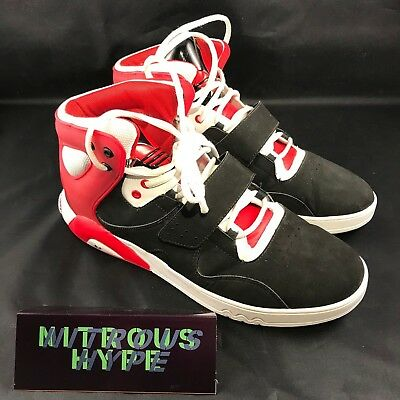 NEW ADIDAS Sample Promo ROUNDHOUSE MID RED Fashion G59031 Sneakers 2011