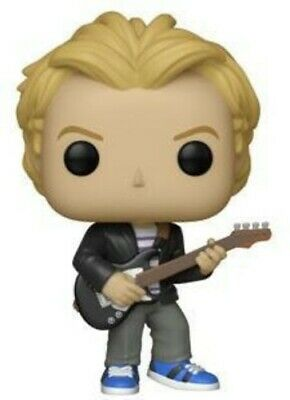 The Police - Sting - Funko Pop! Rocks: (2019, Toy NUEVO)