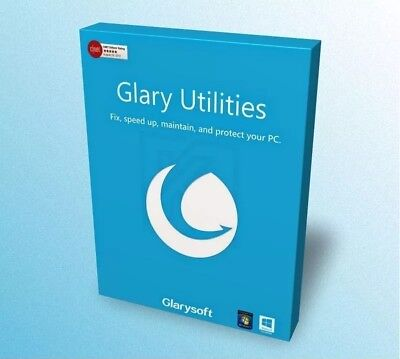 Glary Utilities Pro 5 LIFETIME License for Windows UNLIMITED PC´S Download